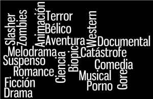 Ampliamos información sobre los tipos de géneros cinematográficos.