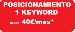 posicionamiento keyword