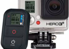 Cámara GoPro Hero 3+