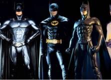 Los trajes de Batman.