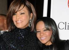Encuentran inconsciente en la bañera a la hija de Whitney Houston