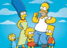 Guion descartado para nueva película de Los Simpson