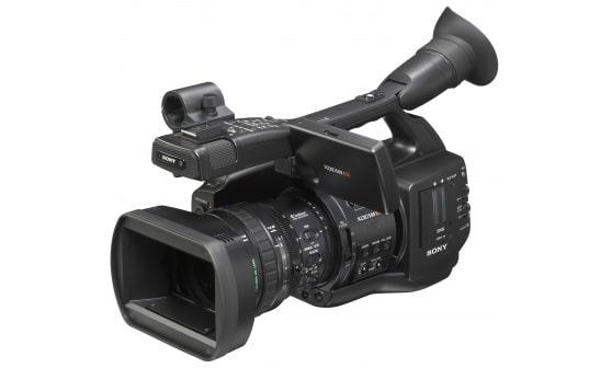 Camara Sony PMW-EX1