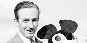 Curiosidades sobre Walt Disney.