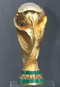 Audiencias producción mundial de fútbol.