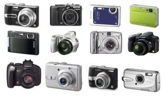10 mejores camaras de foto compacta